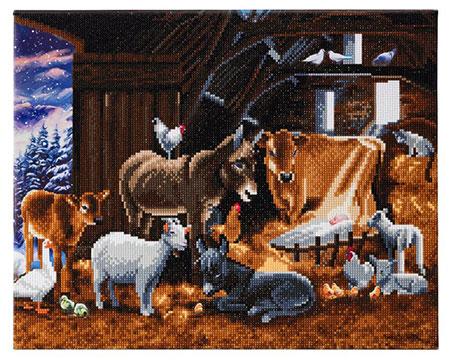 Der Stall der Weihnacht
