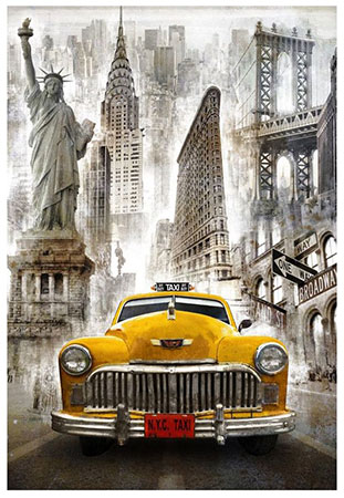 New Yorker Taxi