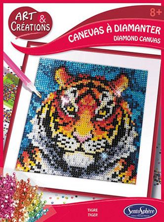 Malen nach Zahlen Bild Tiger - 3902027 von Sonstiger Hersteller