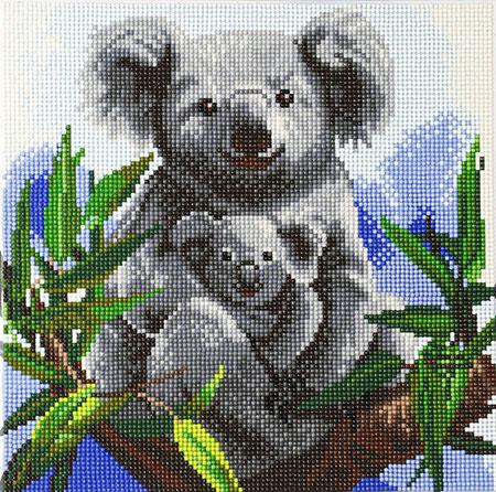 Malen nach Zahlen Bild Koalas - CAK-A87 von Craft Buddy
