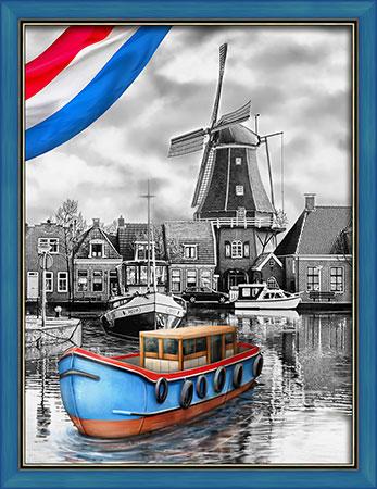 Niederländischer Fluss