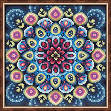 Malen nach Zahlen Bild Mandala des Erfolgs - AZ-1755 von Artibalta