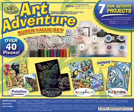Art Adventure Set 1
