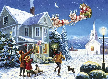 Malen nach Zahlen Bild Weihnachtsmann - PAL36 von Sonstiger Hersteller