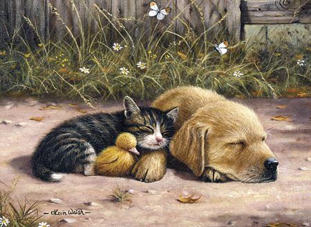 Tierische Freunde