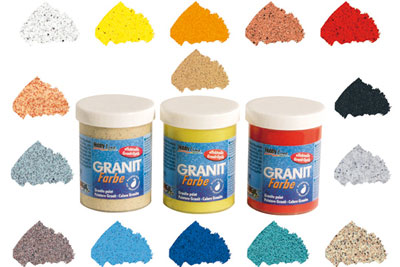 Acryl-Granitfarbe 100ml (HobbyLine)