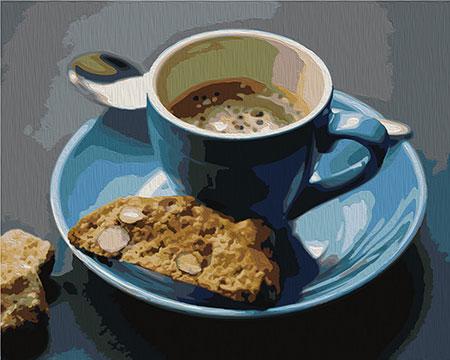 Malen nach Zahlen Bild Kaffeetasse - 02ART40500322 von Sonstiger Hersteller