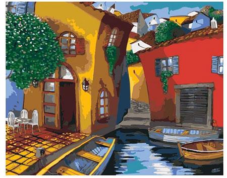 Malen nach Zahlen Bild Venezianischer Blick - 03ART40500014 von Sonstiger Hersteller