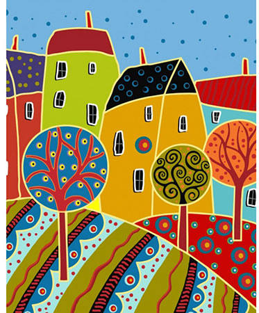 Kleines Dorf, Gerard