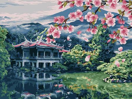 Japanischer Tempel