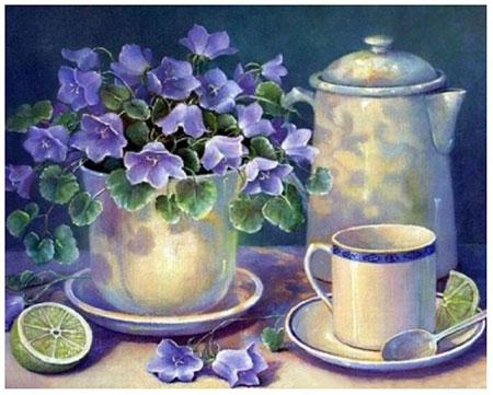 Auszeit mit Tee
