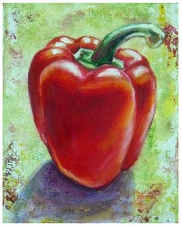 rote-paprika
