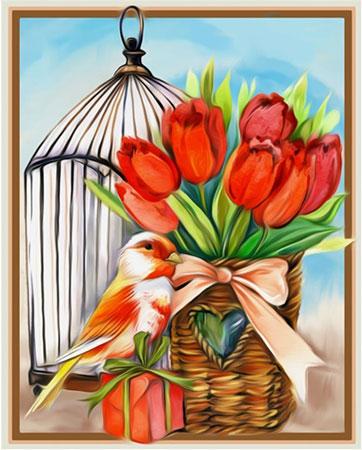 Geschenk des Frühlings