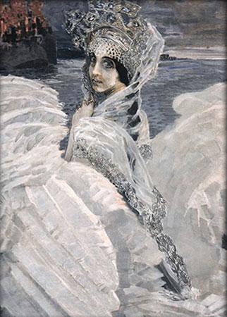 Schwanenkönigin