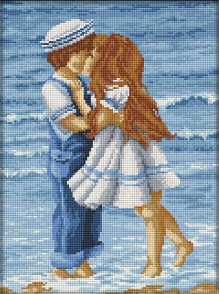 Jugendliebe am Meer