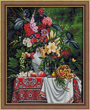 Malen nach Zahlen Bild Bouquet - AZ-1817 von Sonstiger Hersteller