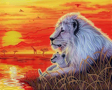 Vater und Sohn vereint
