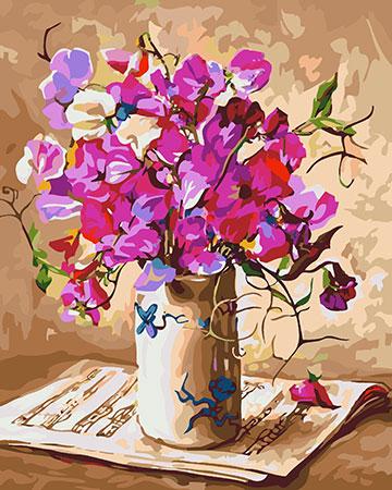 Melodie der Blumen
