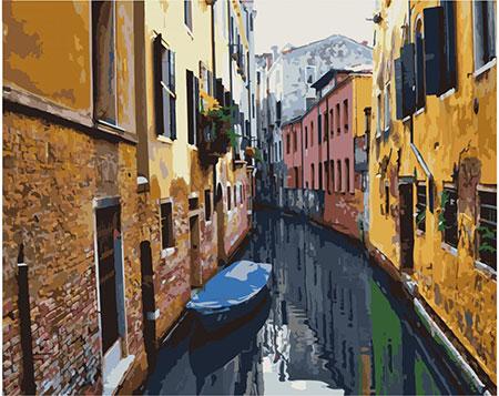 Malen nach Zahlen Bild Herrliches Venedig - T40500309 von Sonstiger Hersteller