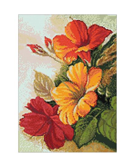 Malen nach Zahlen Bild Herbstliche Impressionen - WD017 von Sonstiger Hersteller