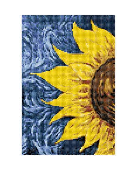 Malen nach Zahlen Bild Sonnenblume - WD030 von Sonstiger Hersteller