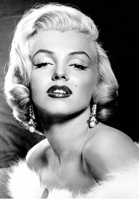 Malen nach Zahlen Bild Marilyn Monroe - WD135 von Sonstiger Hersteller
