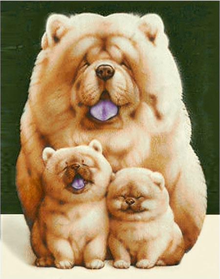 flauschige-familie
