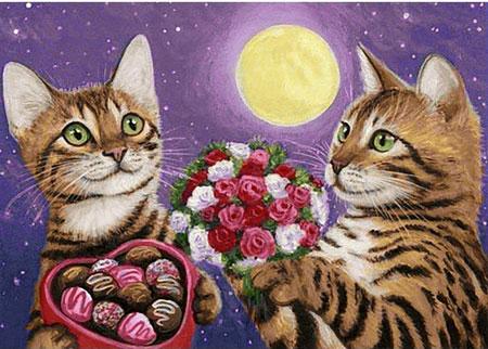 Liebe im Mondlicht