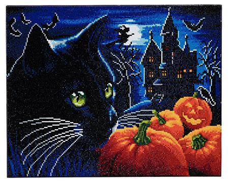 Malen nach Zahlen Bild Halloween - CAK-A49 von Sonstiger Hersteller