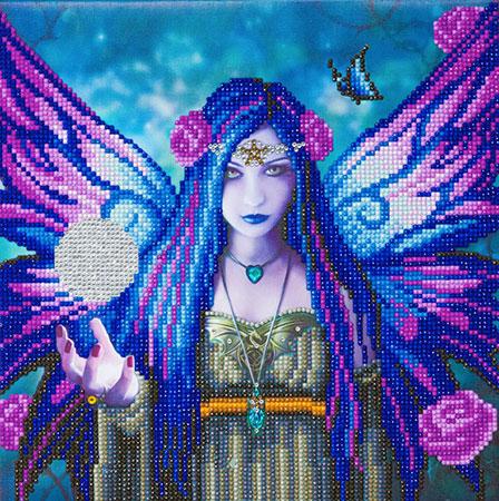 Malen nach Zahlen Bild Mystische Aura - CAK-AST10 von Craft Buddy
