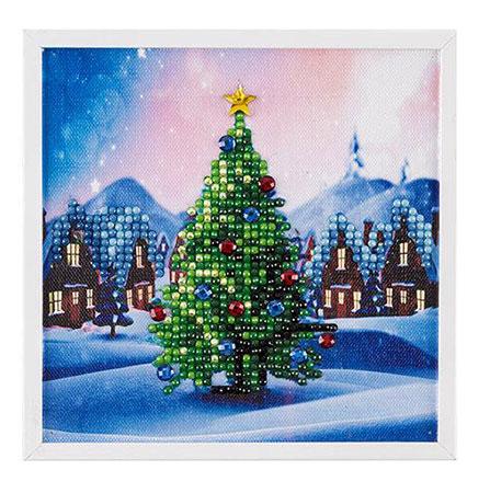 Malen nach Zahlen Bild Der Weihnachtsbaum - CAK-PPC von Sonstiger Hersteller