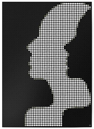 DOT ON ART - Silhouette