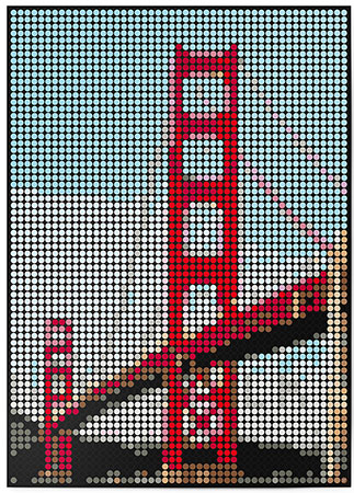 dot-on-art-golden-gate-bridge