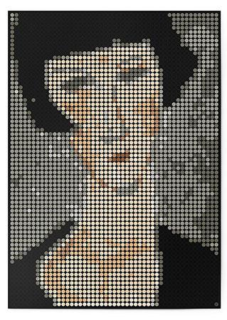 DOT ON ART - Modigliani