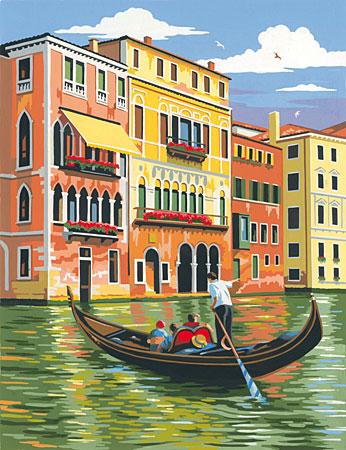Malen nach Zahlen Bild Venedig - 105073 von Mammut
