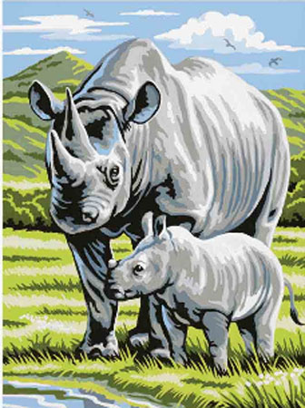 Nashornfamilie