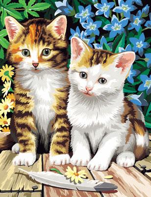 zwei-katzchen