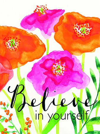 Glaub an Dich