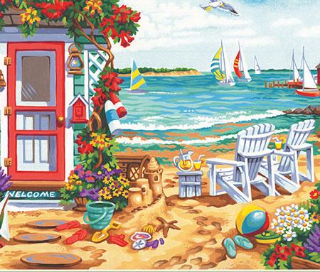 Sommer auf dem See