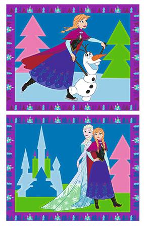 Malen nach Zahlen Bild Die Eiskönigin - Tolle Freunde - 27705 von Ravensburger