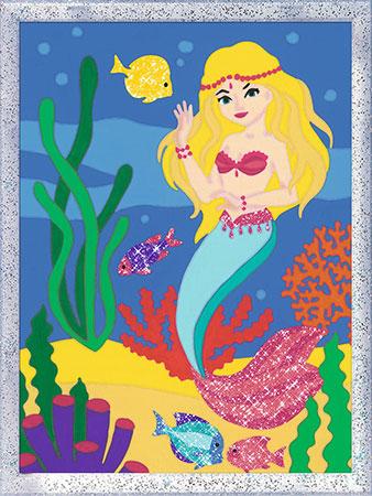 Malen nach Zahlen Bild Kleine Meerjungfrau - 27792 von Ravensburger