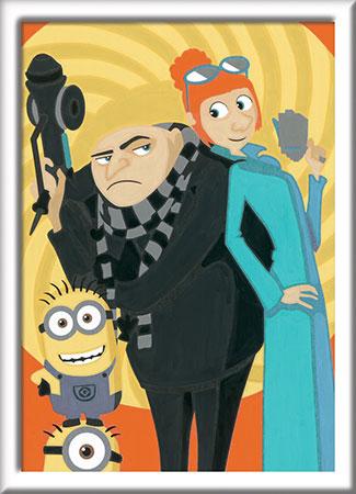 Despicable Me 3 - Gru und Lucy