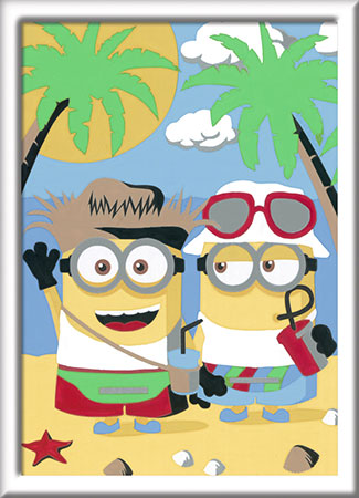 Despicable Me 3 - Dave und Jerry
