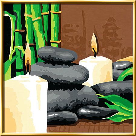 Malen nach Zahlen Bild Kerzenschein - 28448 von Ravensburger