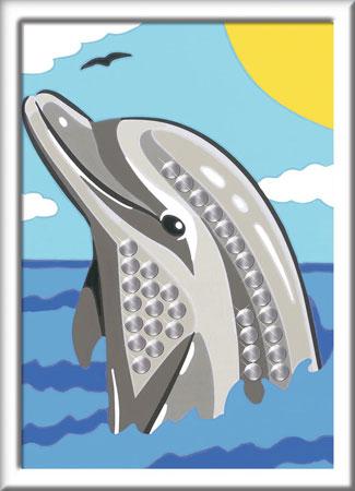 Malen nach Zahlen Bild Delfin - 28472  von Ravensburger