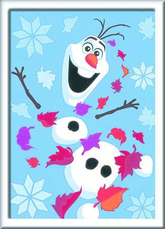 Fröhlicher Olaf