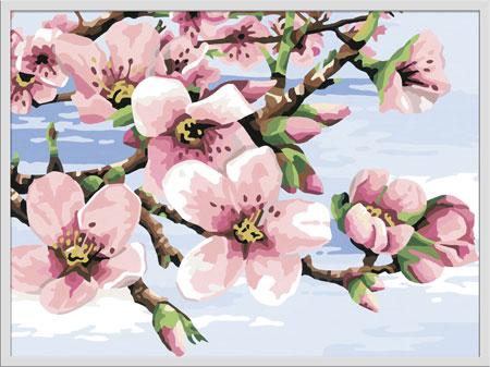 Malen nach Zahlen Bild Blütentraum - 28892 von Ravensburger