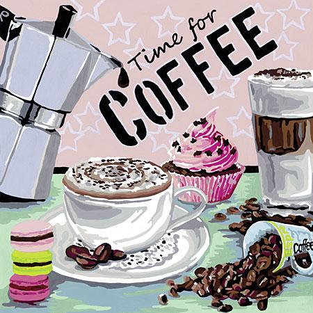 Malen nach Zahlen Bild Coffee - 29013 von Ravensburger