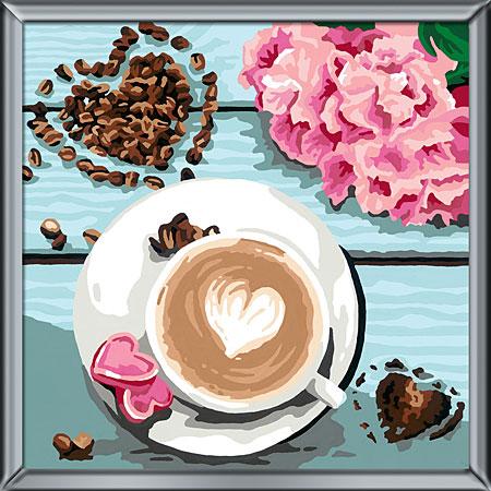 Malen nach Zahlen Bild Kaffeeliebe - 29020 von Ravensburger