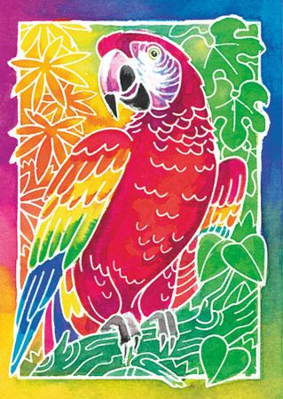 Malen nach Zahlen Bild Papagei          - 29107 von Ravensburger